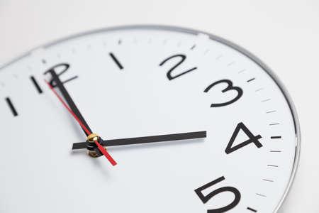 o'clock: Four oclock