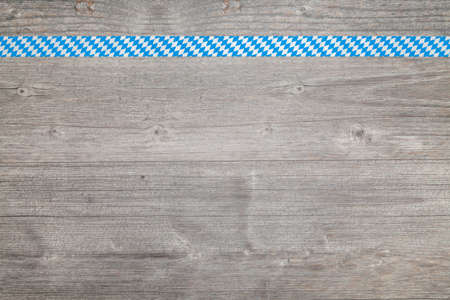 withe: oktoberfest background withe grey wooden plate