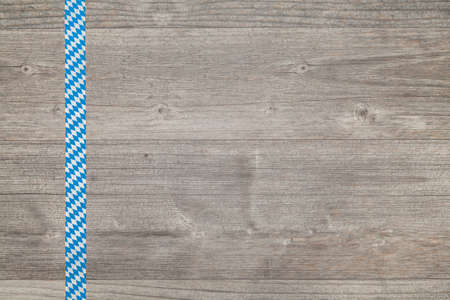 oktoberfest background withe grey wooden plate