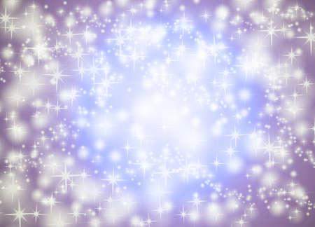 star background: Blueviolet star background illustration