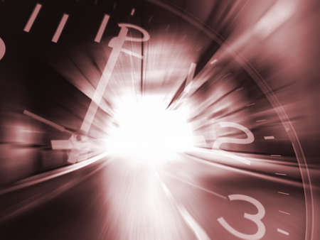 time travel: Time travel background