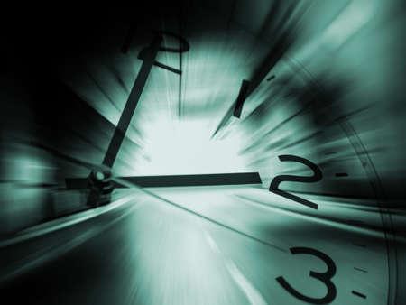 Tijdreizen achtergrond