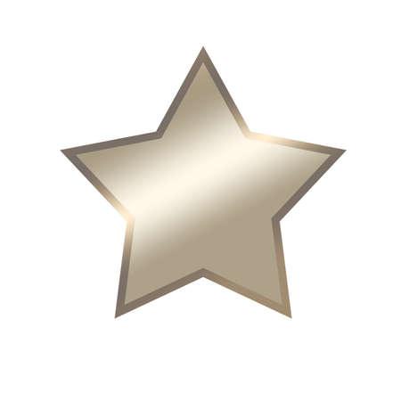 jewell: Golden star flat