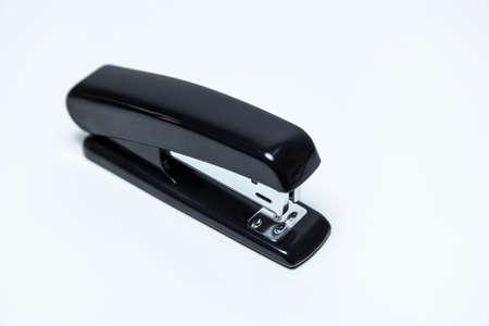 staple gun: Stapler on white
