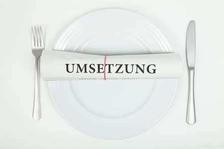 implementation: Implementation (in German)