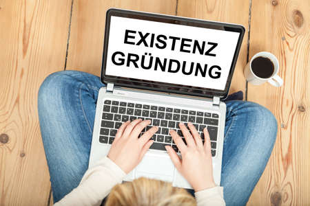 founding: Existence founding (in german)