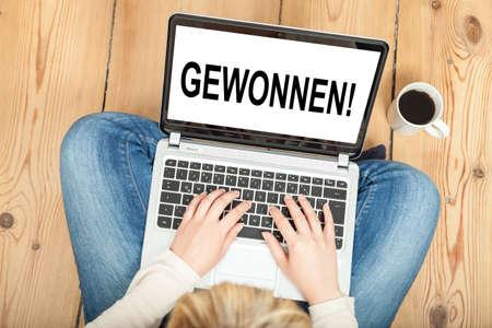 allure: Winner (in german)