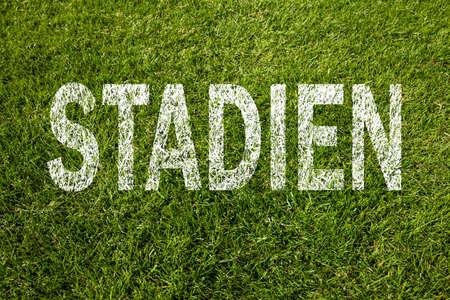 stadia: Football stadiums (german)
