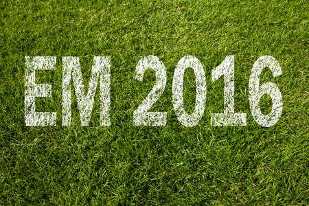 european championship: European championship 2016 (german)