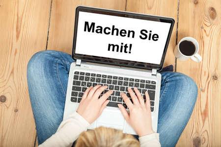 Nehmen Sie an (in Deutsch)