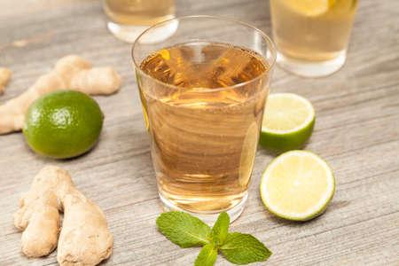 ale: Ginger ale