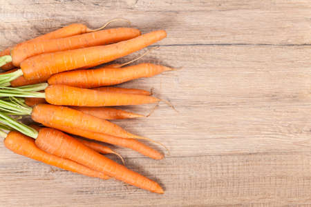 bred: Bred carrots
