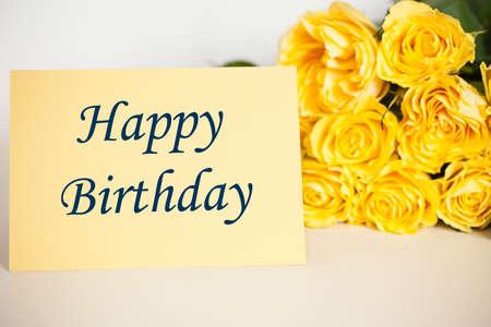 Happy birthday Stock fotó