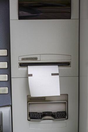 automated teller machine