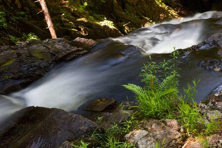 Dawson Brook Falls 4 Фото со стока - 81124238