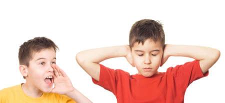 squall: Hear no evil - communication concept