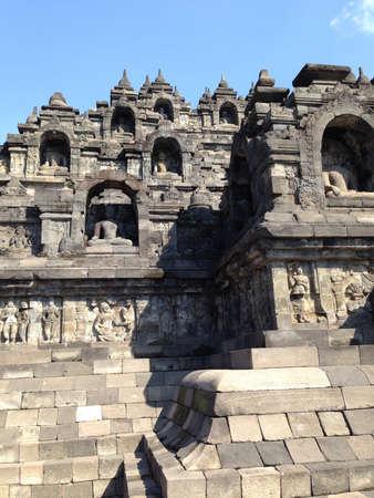 borobudur: Borobudur temple Yogjakarta