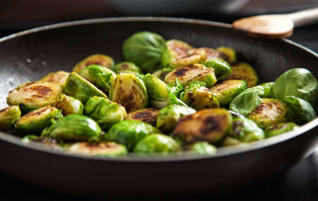 Brussels sprouts Stock fotó