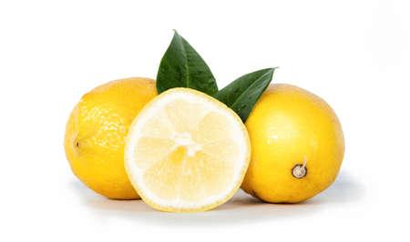 Citrons frais Banque d'images - 98464038