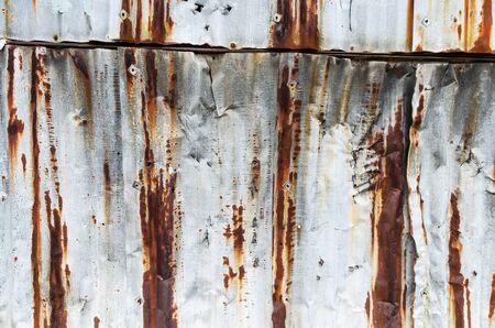 corrodet: Old rusty metal wall pattern