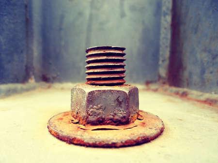 screw: Screw and nut b