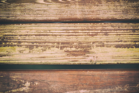 old photograph: Photograph of an old wood bars texture