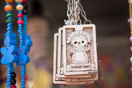 Photograph of some Queretaro Mexico souvenirs