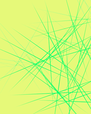 Hand drawn illustration or drawing of an abstract minimalist background with lines