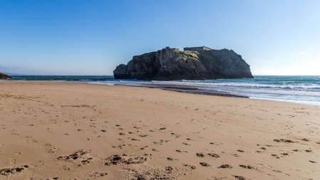 St. Catherine's Island, Tenby, Pembrokeshire, Wales, UK