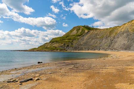 Chapmans Pool, near Worth Matravers, Jurassic Coast, Dorset, UK