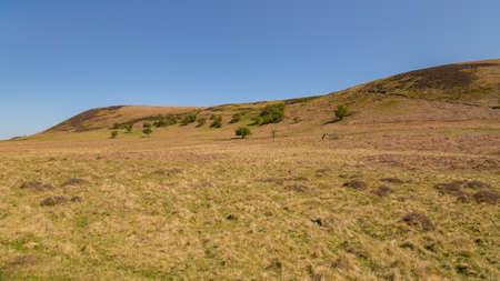 Levisham Moor, North York Moors National Park near Levisham, North Yorkshire, England, UK Stock fotó