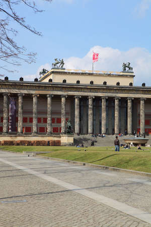 The Old Museum in Berlin, Germany