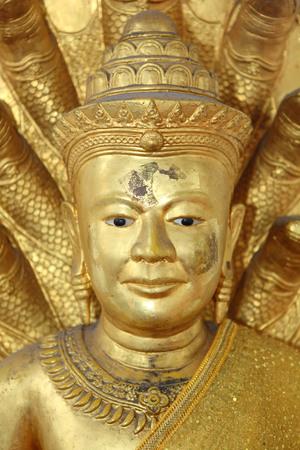 enlightment: Buddha statue