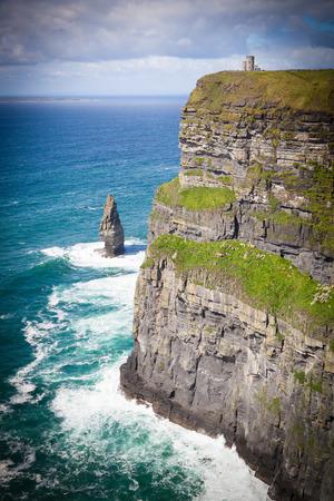 Klippen van Moher, Republiek Ierland