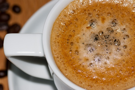 frothy: Frothy Coffee
