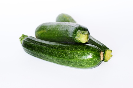 courgettes: Courgettes Stock Photo