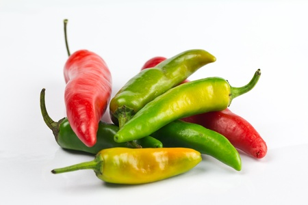 Mixed Chillies photo