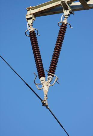 conduction: isolator Stock Photo