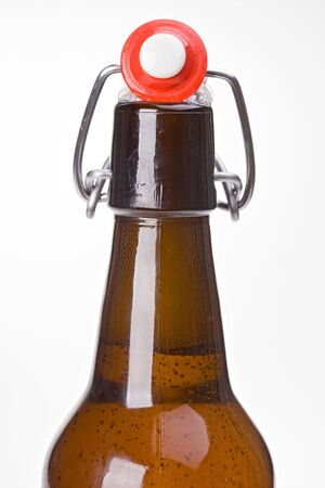 closure: beer bottle with swing top closure