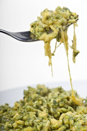 spaetzle, a bavarian kind of noodle photo