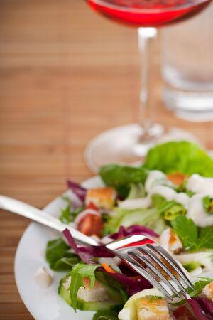 mixed salad Stock Photo - 6608636