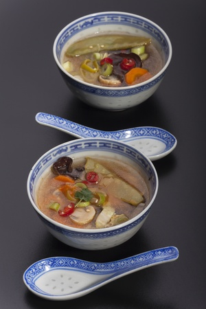 chinese sweet and sour soup  Stock Photo - 17498787