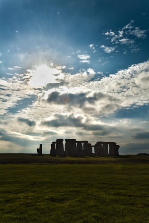stonehenge  Stock Photo - 19385164