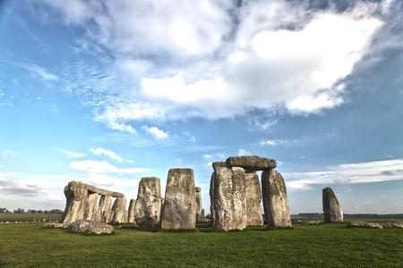 stonehenge  Reklamní fotografie