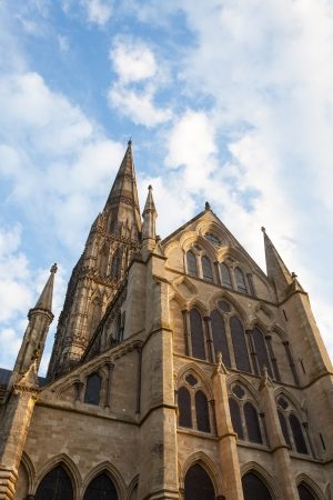 Salisbury cathedral  Stock Photo - 19385163