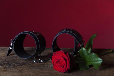 cuffs and rose