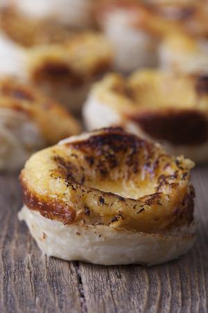 nata: pasteis de nata a portuguese sweet