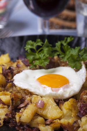 tiroler groestl a potato dish