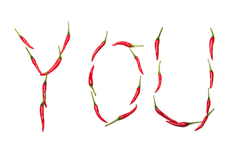 you written in chilis
