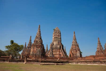 ayuttaya: Ancient city of Ayuttaya